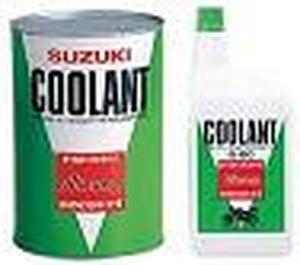 Охлаждающая жидкость SUZUKI COOLANT (2л) - Suzuki